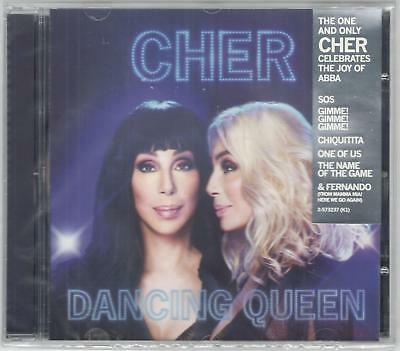 Cher Dancing Queen Sealed Cd New
