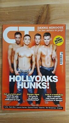 Gay Times magazine number 451 October 2015 Hollyoaks Parry Glasspool