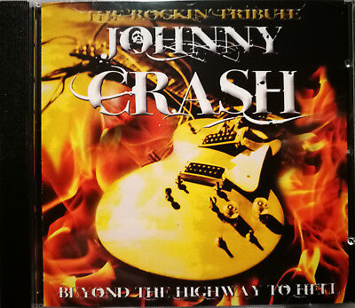 Johnny Crash - Beyond the highway to hell (2012) - Audio CD