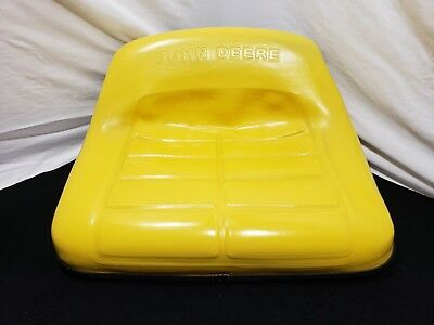 Vintage Rare JOHN DEERE REPLACEMENT SEAT  - USED - GREAT CONDITION