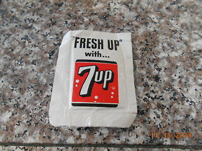 Vintage toweltteFresh Up with 7up It Likes You Advertising Full
