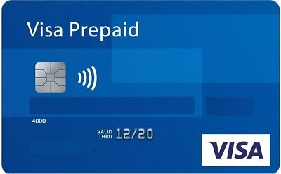 Verified PayPal account-VISA card for paypal verification