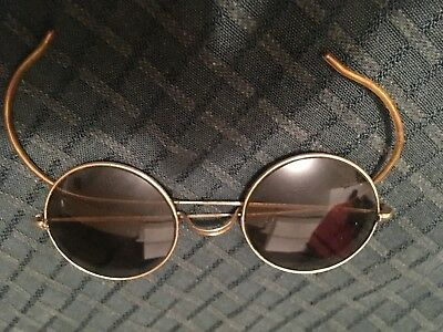 Antique Early 19th Century Pair of Spectacle Eyeglasses