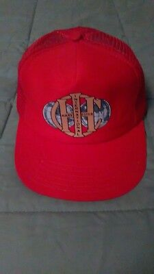 Vintage Ihc International Harvester Men's  Hat *made In Usa*