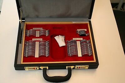 Trial Lens Set Visual Field Set Optometry Ophthalmology