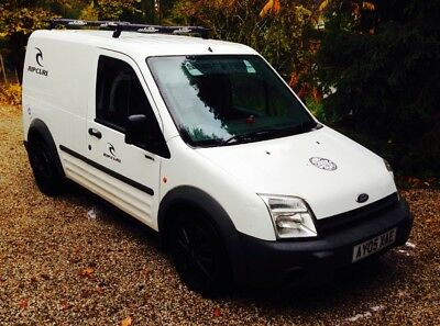 NO RESERVE ford transit connect tdci 1.8 conversion camper