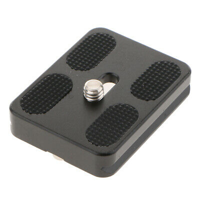 PU-50 Quick Release Plate QR Clamp 50mm for Benro Arca Swiss Camera Tripod