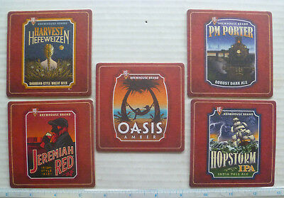 13  Different Bj'S Coasters - Ca  Lot #3
