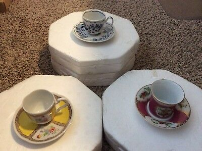 Avon Cup and Saucer Collection