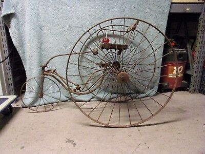 Antique Circa 1900's Tricycle