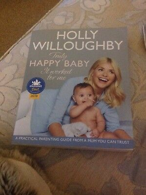 Holly Willoughby Truly Happy Baby