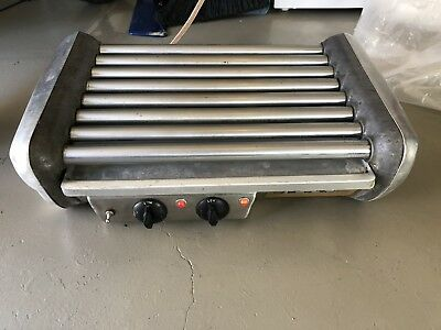 JJ Connolly Roll-A-Grill Hot Dog Grill Roller