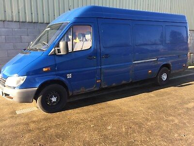 Mercedes Sprinter 311CDI LWB Panel Van  2002 (52) reg