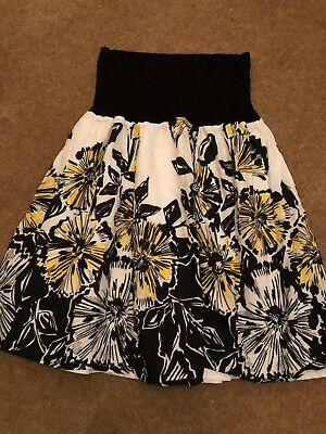 Ladies Stunning Maternity Skirt From Red Herring Size 12