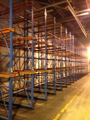2 Deep Structural Drive-In Pallet Racking