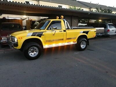 1983 Toyota Other  Toyota pickup 22R 1983 long bed
