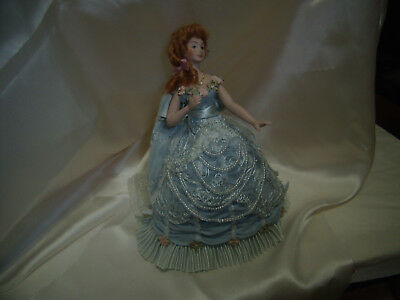 "1/12th Scale  dollhouse doll  my ""Barefoot Contessa""   !  by Bonita."