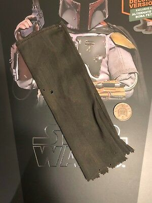 Hot Toys Star Wars ESB Boba Fett DELUXE MMS464 Extra Cloak loose 1/6th scale