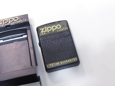 Zippo Vintage Zippo japan box top design from 1986-02 , date code 2002 , rare
