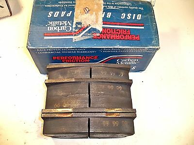 NEW Alcon Wilwood front brake pads 7683-99-30 RARE ARCA NASCAR