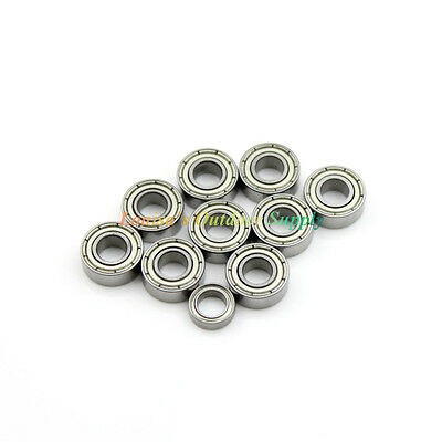 Deep Groove Metal Sealed Ball Bearing For Tamiya Lunch Box 49459 /58347 /58575