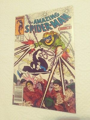The Amazing Spider-Man #299 (Apr 1988, Marvel) 1st Cameo Appearance of Venom CGC