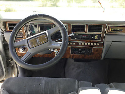 1984 Lincoln Town Car  1984 Lincoln Town Car Cartier Bi color