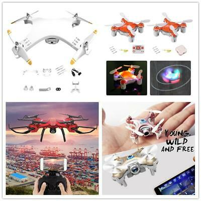 Outdoor Pro RC Drone Quadcopter Helicopter With HD Camera Brushless Motor GPS