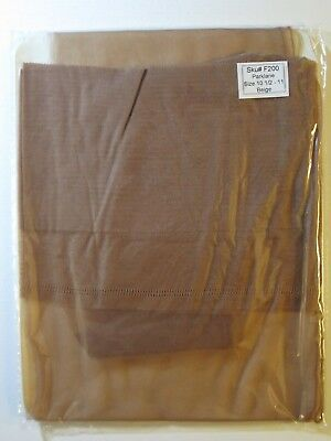 """PAIR OF VINTAGE """"PARKLANE"""" SEAMED STOCKINGS..  FULLY FASHIONED. Size 10 1/2 - 11"""