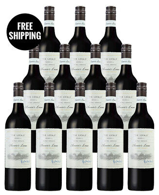 Annie's Lane The Locals Shiraz Grenache 2013 (12 Bottles)