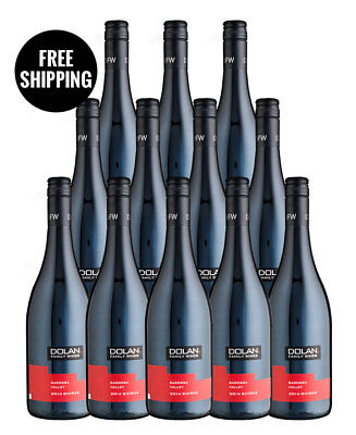Dolan Family Wines Barossa Valley Shiraz 2014 (12 Bottles)