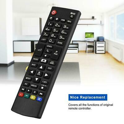 New Replacement ABS Remote Controller Replacement for LG LCD TV AKB7915324