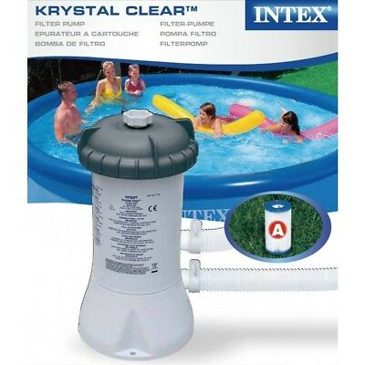 Intex 28644 Krystal Clear Sand Filter Pump