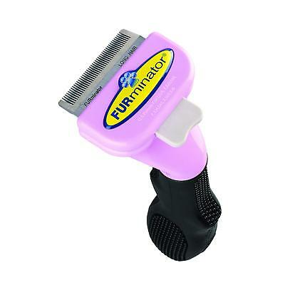 Cat FURminator Brush Short or Long Hair deShedding Tool for Cats