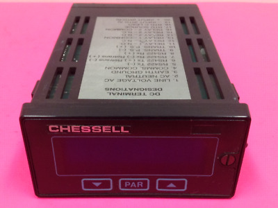 Chessell Corp Commande Eurotherm International Groupe - Modèle: 750/011201 -