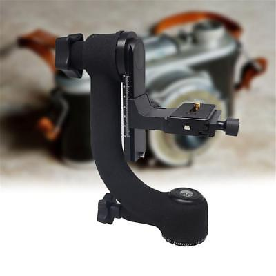 360° Panorama Gimbal Ball Head Heavy Duty Quick Release for Telephoto DSLR UK