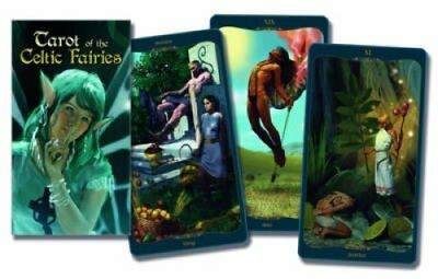 Tarot of the Celtic Fairies by Mark McElroy 9788883959653 (Cards, 2010)