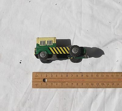 Old Crane Tin Toy  Made in Japan