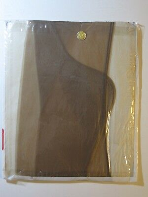 """Pair Of  """"prestige"""" Seamed Stockings. Fully Fashioned. Size 10."""