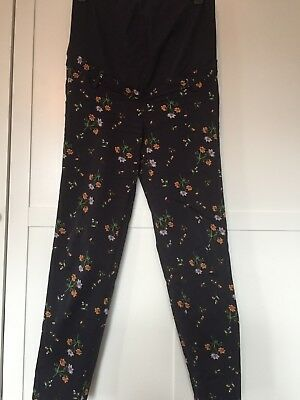 Womens H&M Maternity Trousers Size 10