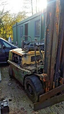 1950's Coventry Climax Forklift Truck For Sale