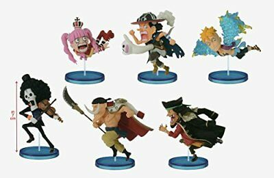 Banpresto One Piece 20th Limit Edition Collectible Vol.1 Figure Team Set BP37694