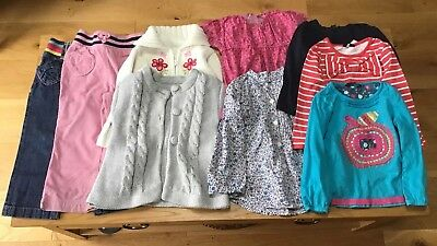 Girls Clothes Bundle Age 2 - 3 Years
