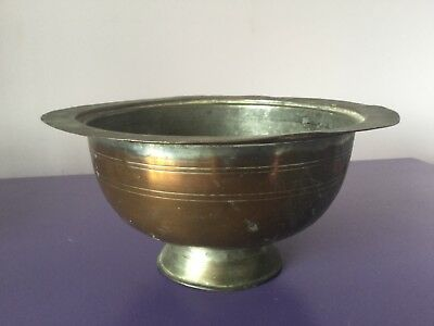Vintage. Quality Copper  Planter Plant Pot Jardinierer. Islamic