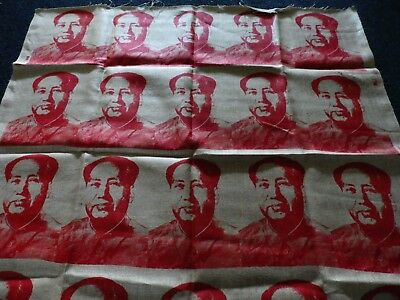Andrew Martin Fabric - Mao - Warhol Collection