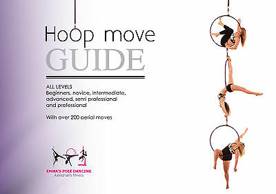 EPD Aerial Hoop Move Guide - All Levels - 200+ Pictures