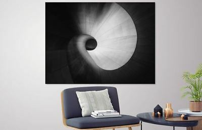 ARCHITECTURAL BEAUTIFUL BUILDING  ART picture Canvas home wall choose your size