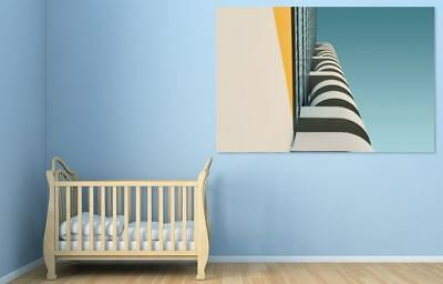 LOVING ARCHITECTURAL DESIGN ART picture Canvas home wall choose your size