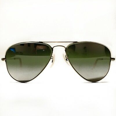 Vintage B&L Ray Ban Aviator RB3 DGM Double Gradient Mirror USA Bausch & Lomb