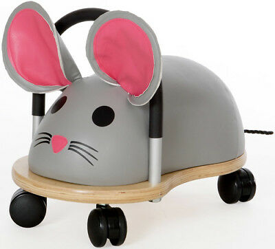 Prince lionheart- wheely Ride-On MOUSE large Top Quality Brand New Original